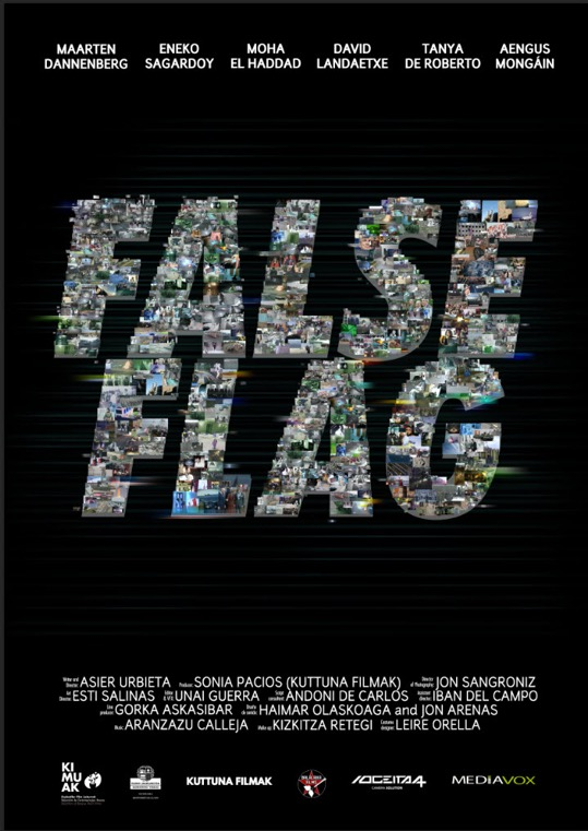 Poster FALSE FLAG